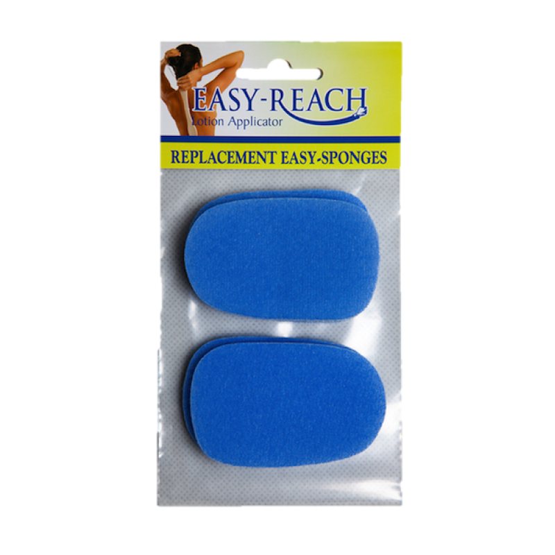 Easy Reach Replacement Pads for Lotion Applicator